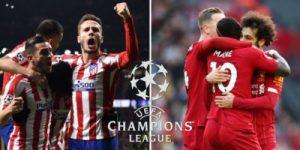 آنالیز بازی لیورپول و اتلتیکو مادرید در لیگ قهرمانان اروپا