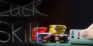 آیا شانس در پوکر تاثیر زیادی دارد؟