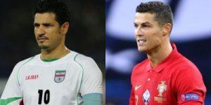 فوتبالیست هایی که بیشترین گل ملی را به ثمر رسانده اند کدامند؟